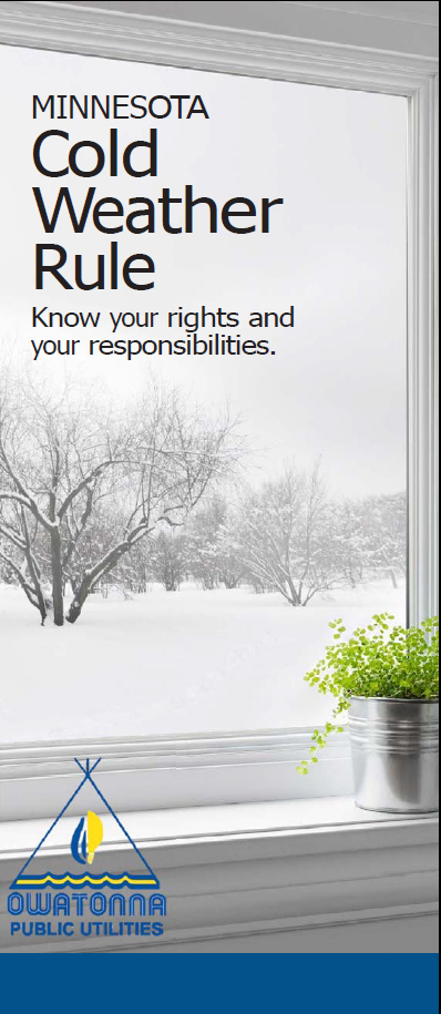 Cold Weather Rule Brochure