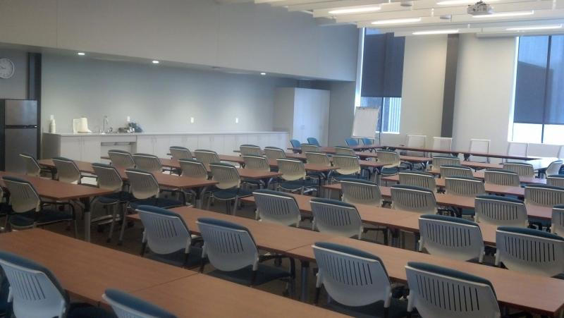 Morehouse meeting room