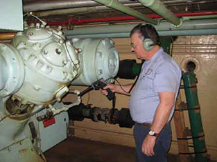 Compressed Air Check Business Customers